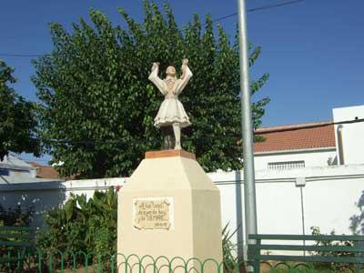 Escultura del Loco