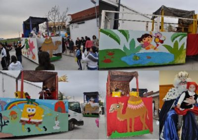 Navidad 2010 y Cabalgata de Reyes