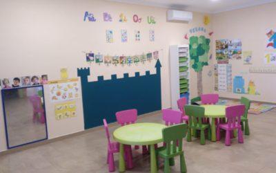 COMIENZO DEL CURSO ESCOLAR EN LA ESCUELA INFANTIL MUNICIPAL «PEQUEÑOS LOCOS»