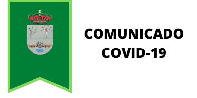 COMUNICADO COVID-19 A 08/03/2021